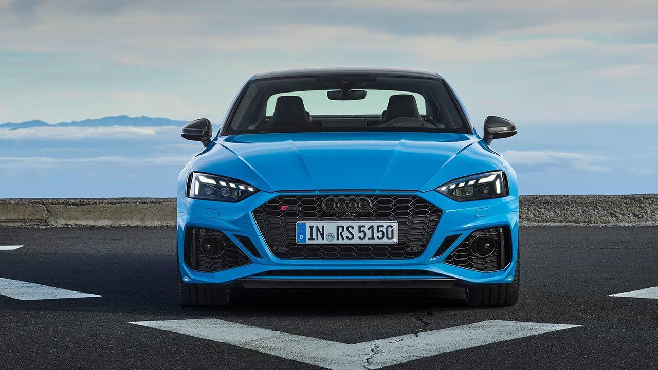 Audi RS 5 Coupé  - Frontansicht