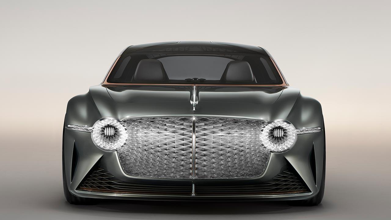 Bentley EXP 100 GT - Frontansicht