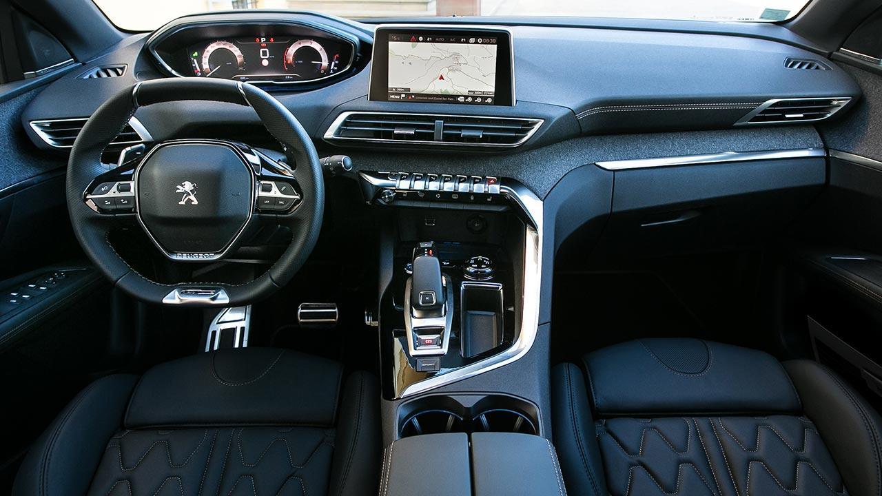 Peugeot 3008 - Cockpit
