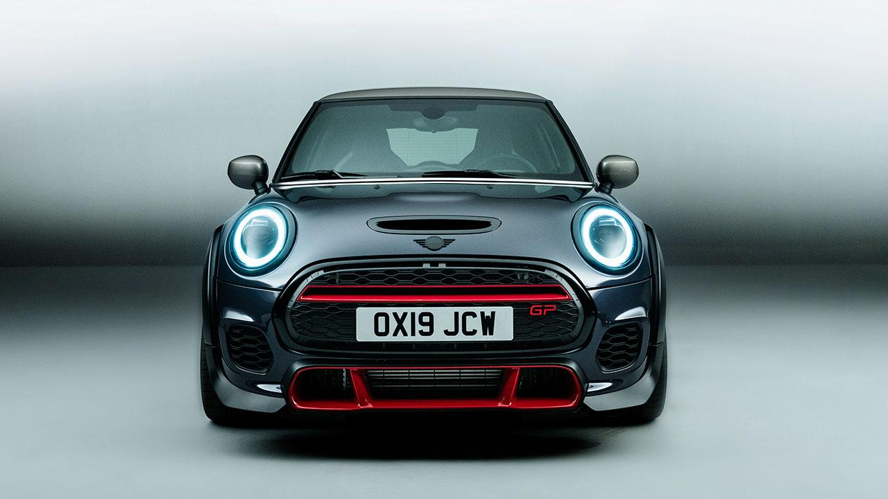 MINI John Cooper Works GP - Frontansicht