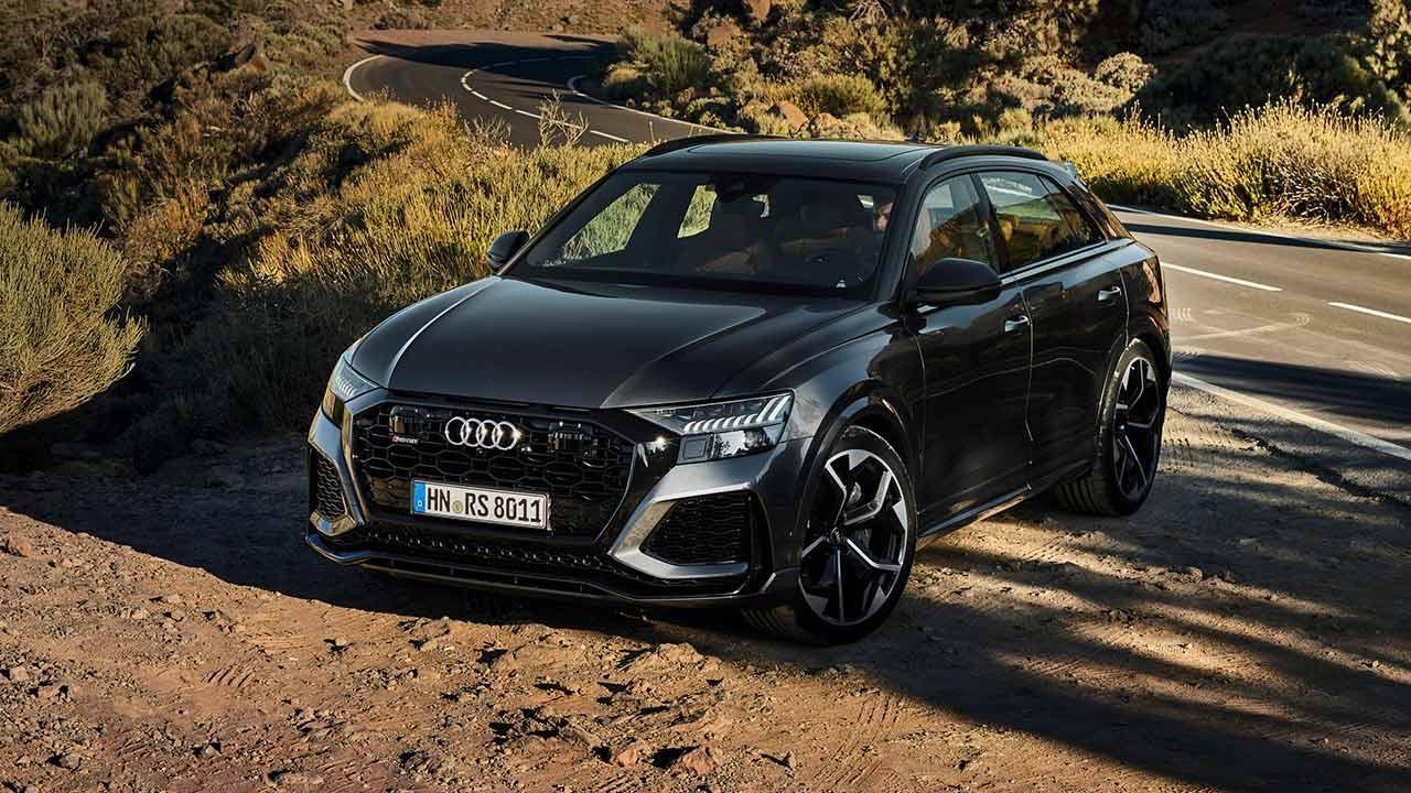 Audi RS Q8 - von vorne