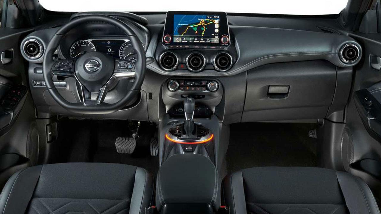 Nissan Juke 2020 - Cockpit