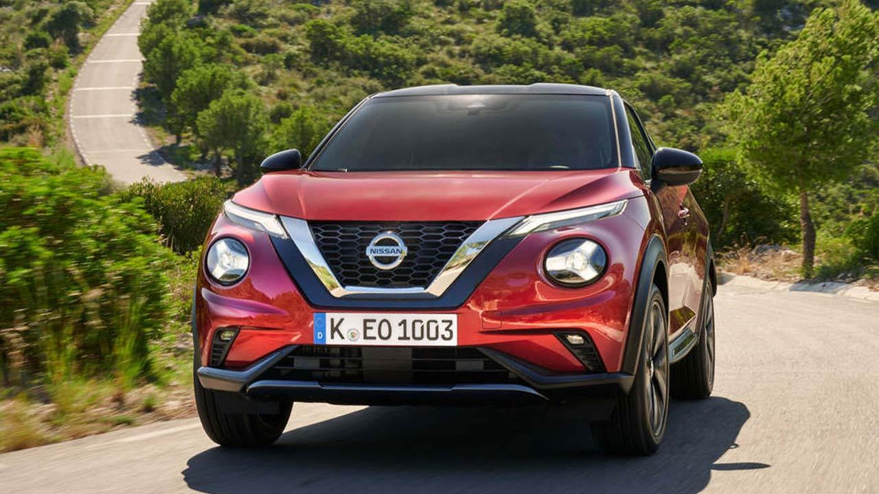 Nissan Juke 2020 - Frontansicht