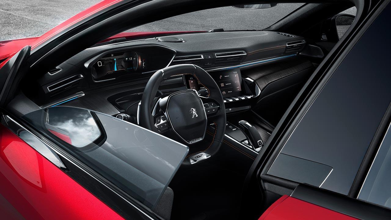 Peugeot 508 - Fahrerseite