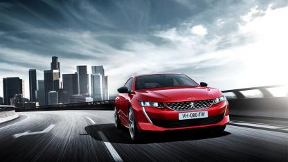 Peugeot 508 - Am Highway