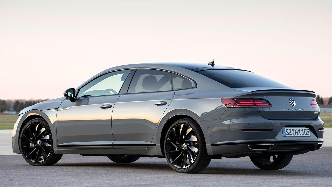 Volkswagen Arteon R-Line Edition - Seitenansicht