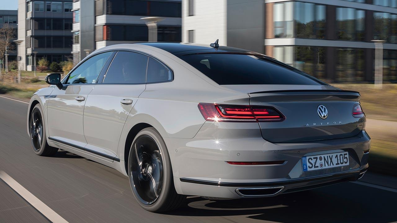 Volkswagen Arteon R-Line Edition - Heckansicht
