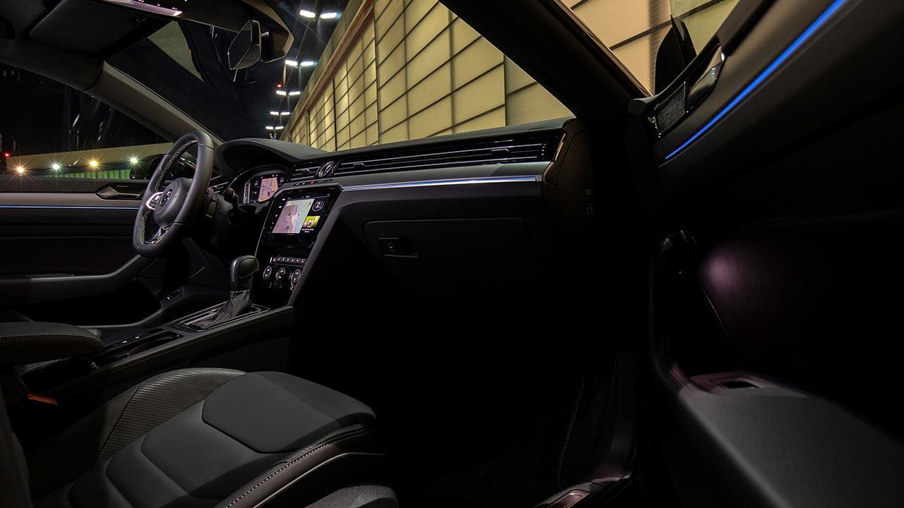 Volkswagen Arteon R-Line Edition - Cockpit