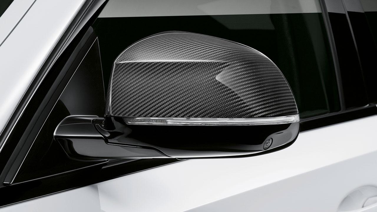 BMW X6 M Competition - Spiegel in Carbonlook