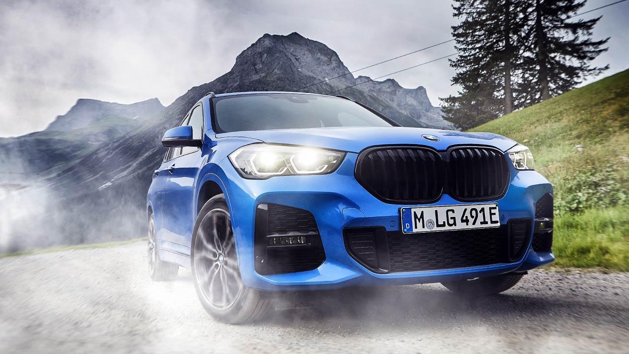 BMW X1 xDrive25e - Front