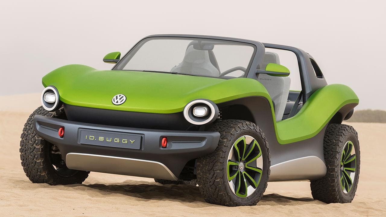 Volkswagen ID Buggy - Frontansicht