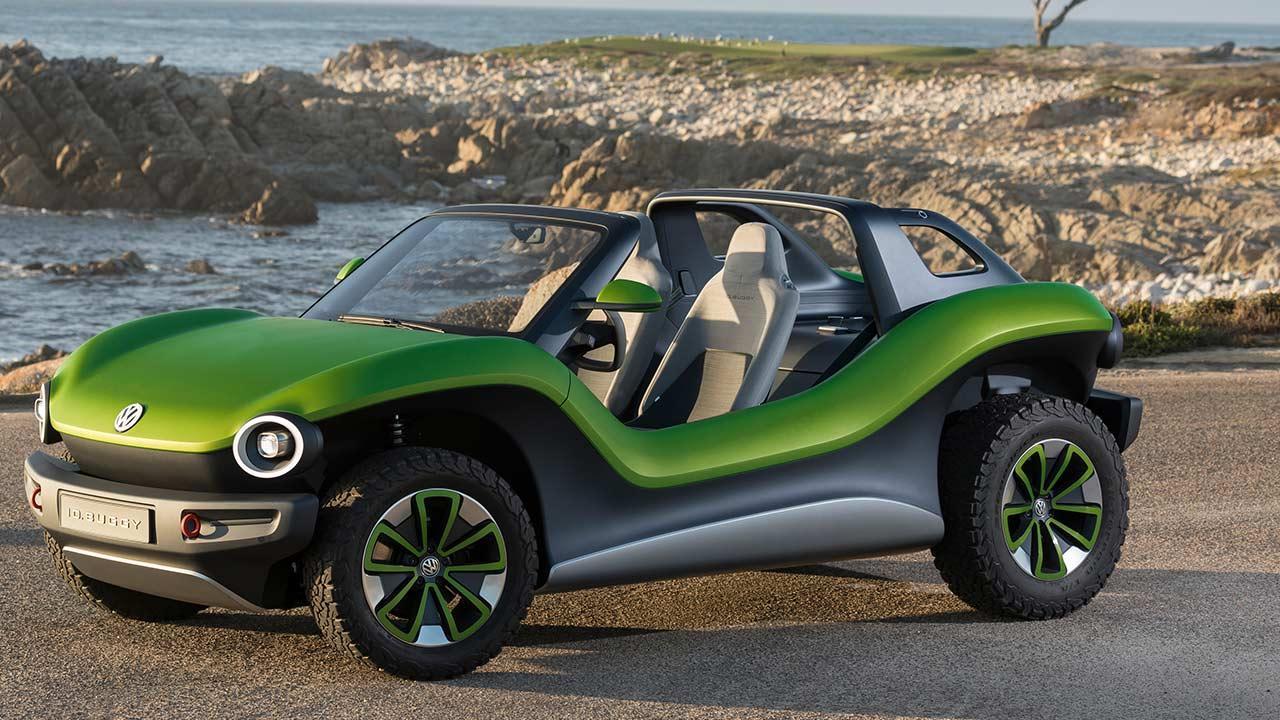 Volkswagen ID Buggy - Seitenansicht