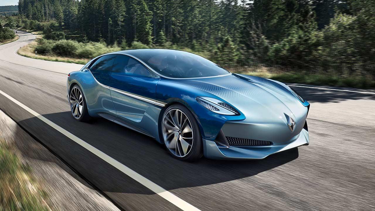 Borgward ISABELLA Concept - in voller Fahrt
