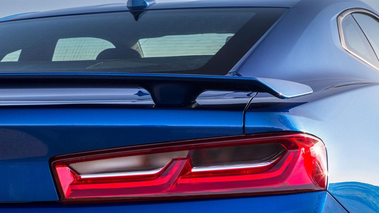 Chevrolet Camaro V8 - Rücklicht