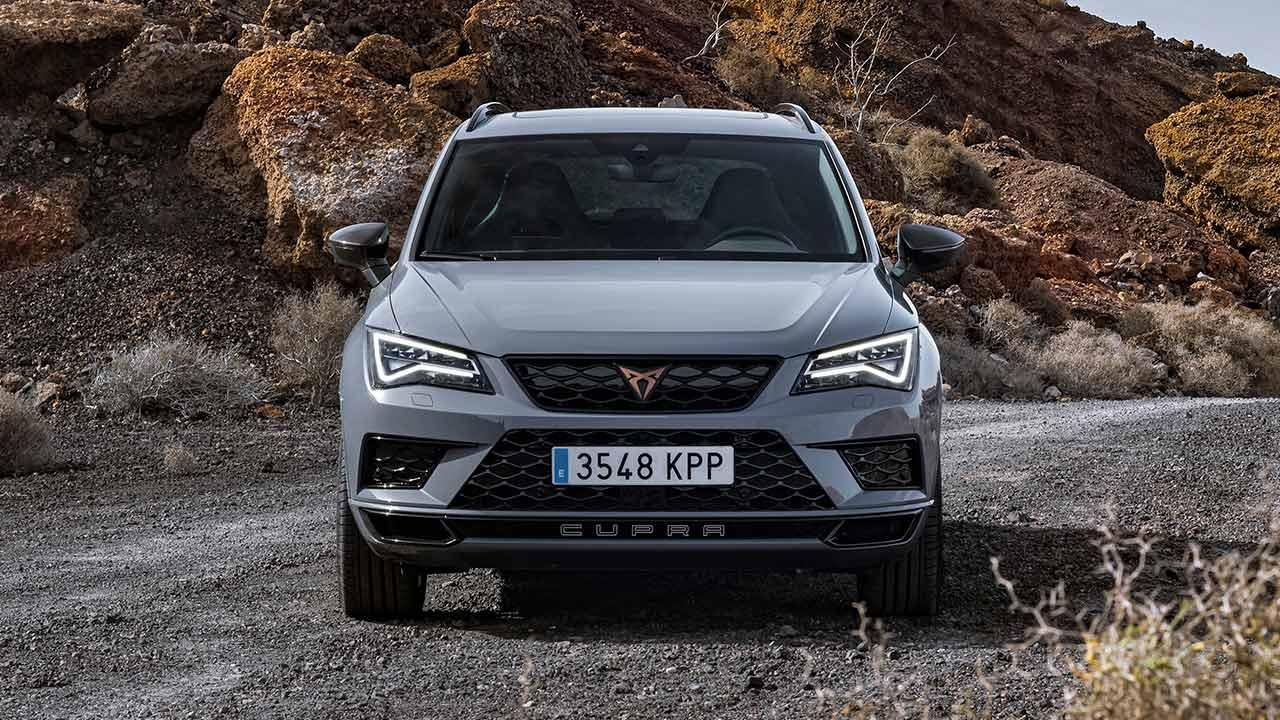 CUPRA Ateca Limited Edition - Frontansicht