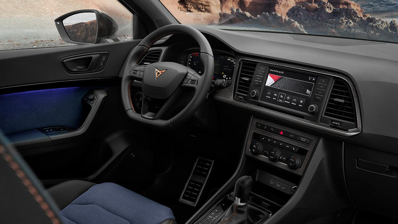 CUPRA Ateca Limited Edition - Cockpit