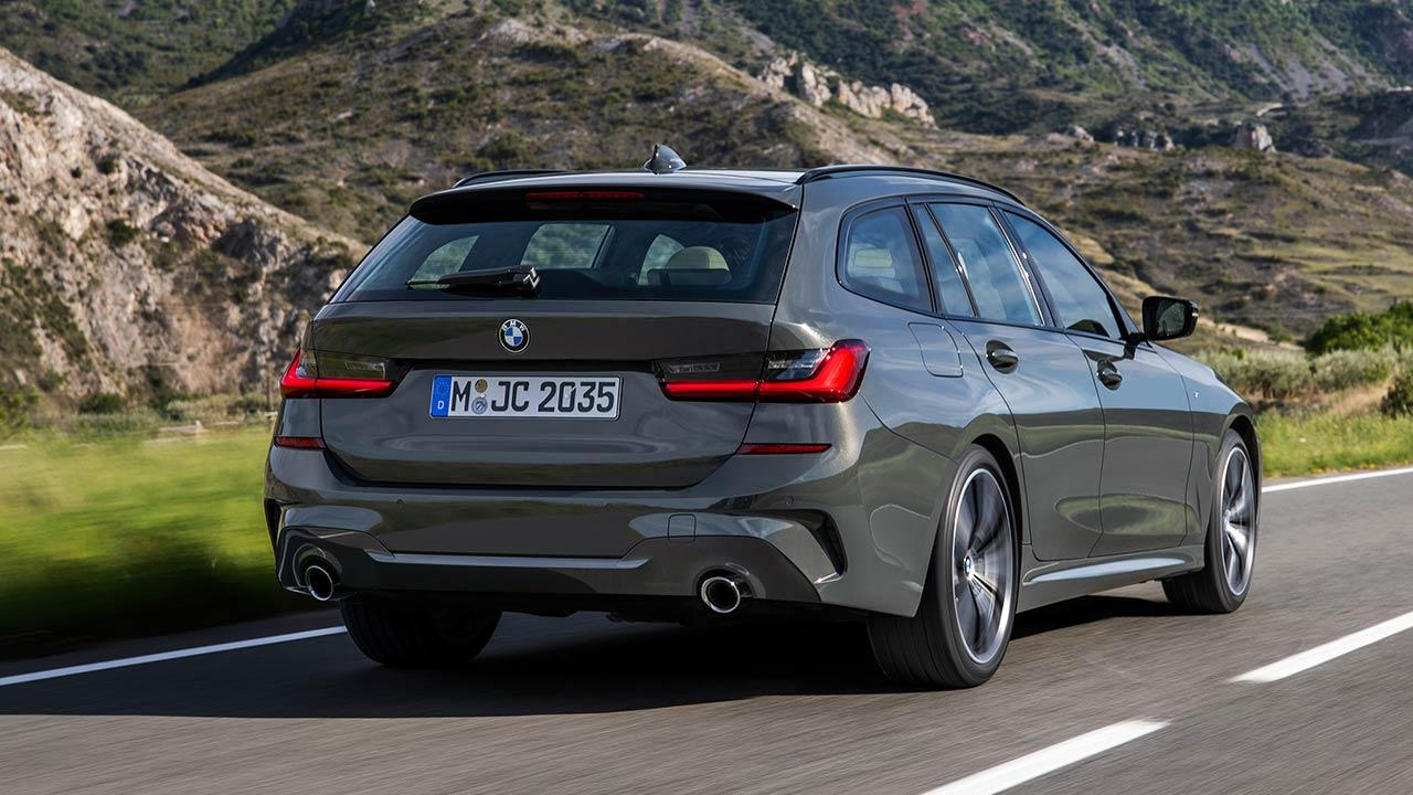BMW Touring 318i - Heck