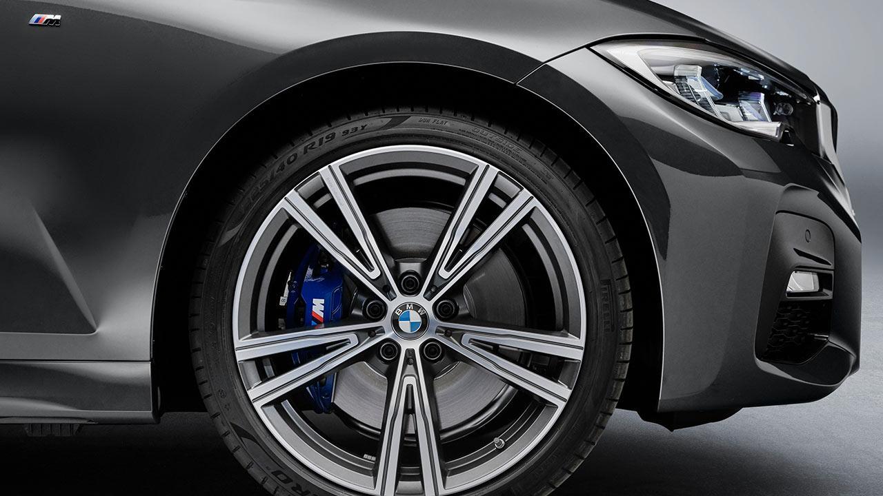 BMW Touring 318i - Vorderreifen