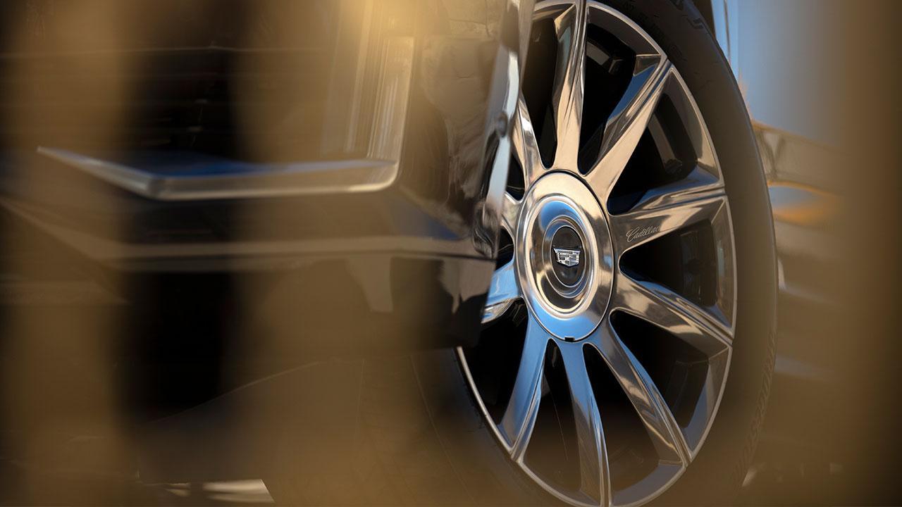 Cadillac Escalade 2021 - Alufelge