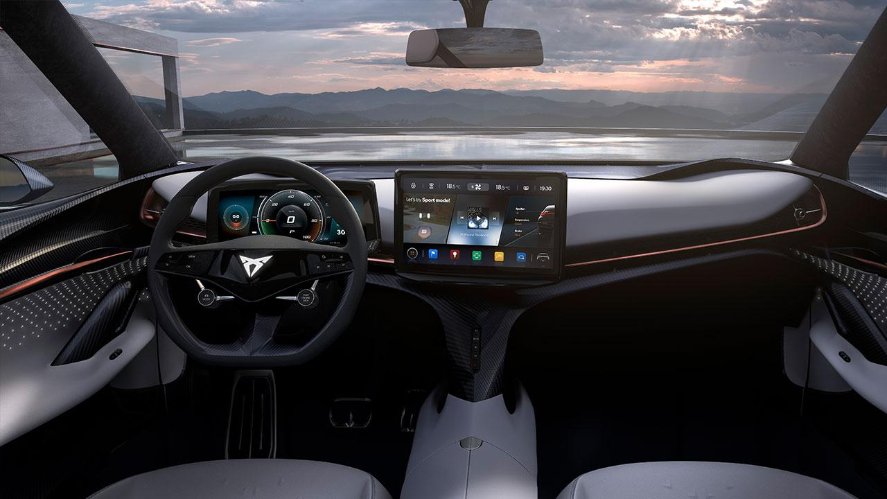 CUPRA Tavascan - Cockpit