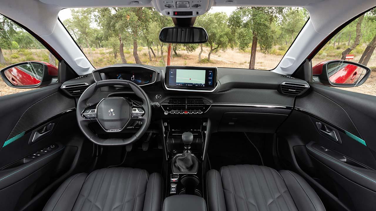 Neuer Peugeot 208 - Cockpit