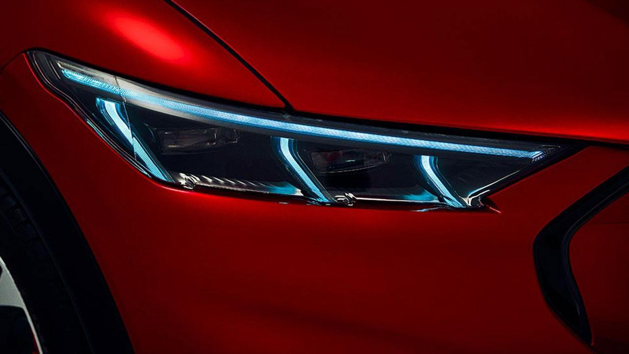 Ford Mustang Mach-E - Scheinwerfer