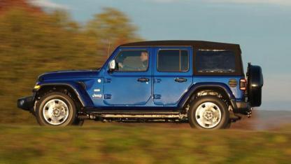 Der Neue Jeep Wrangler JL