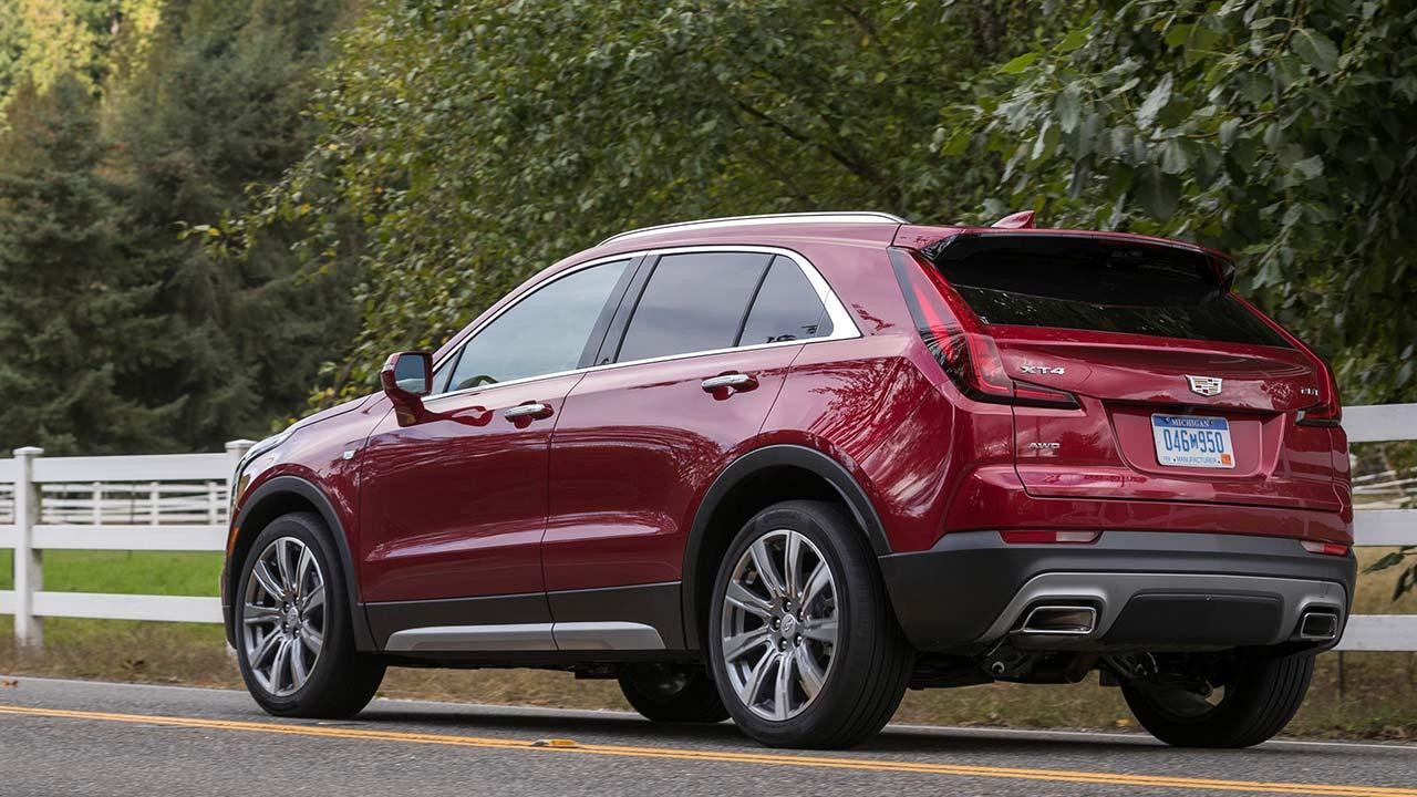 Cadillac XT4 Launch Edition Sport - Heck
