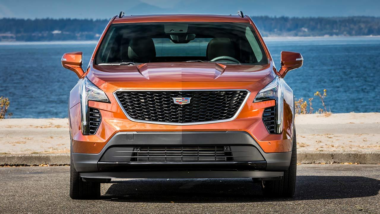 Cadillac XT4 Launch Edition Sport - Frontansicht