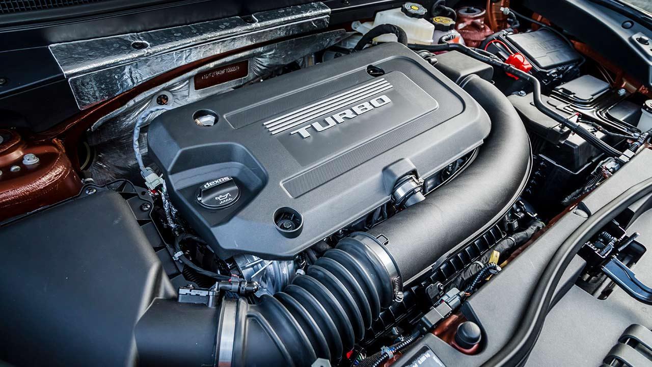 Cadillac XT4 Launch Edition Sport - Motor