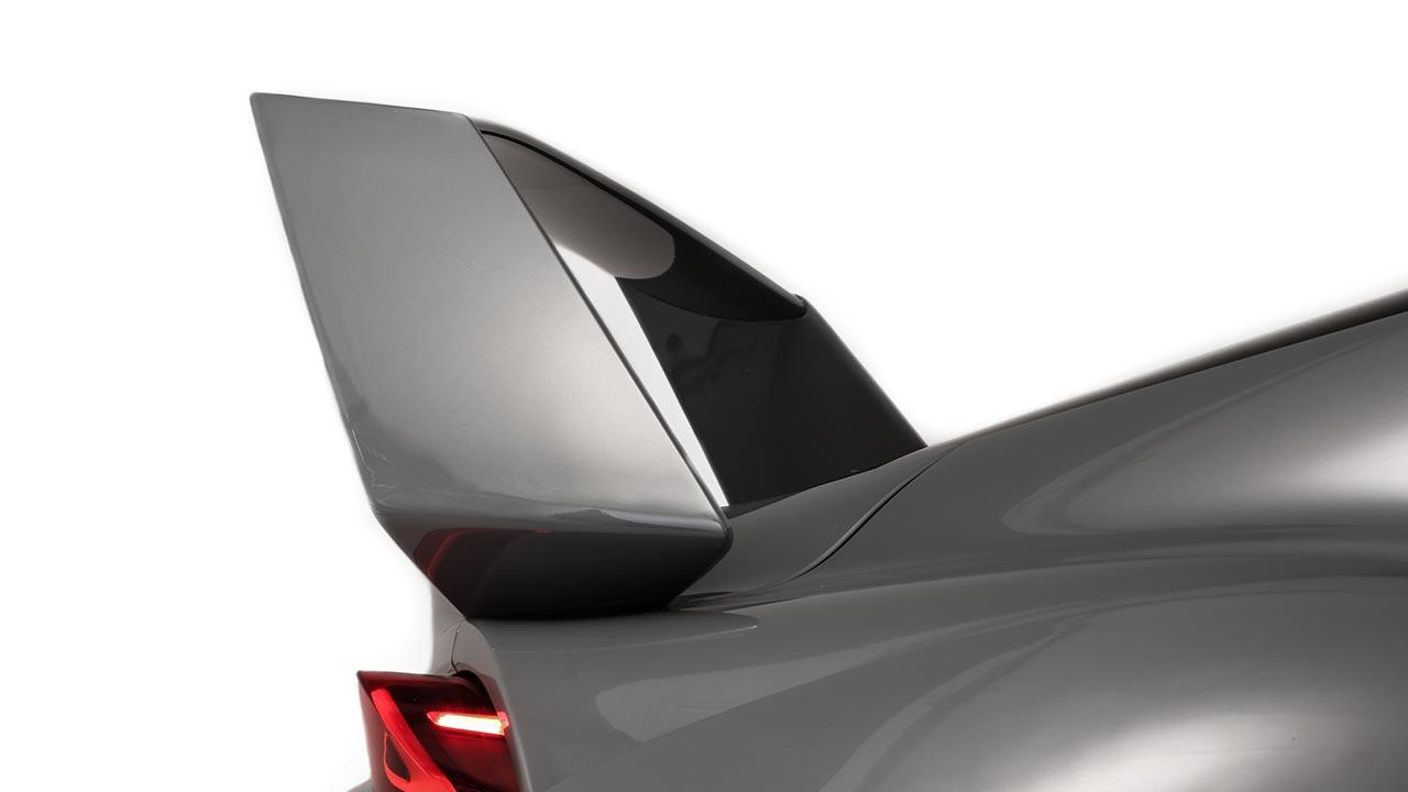 Toyota Supra Hyperboost Edition - Heckspoiler