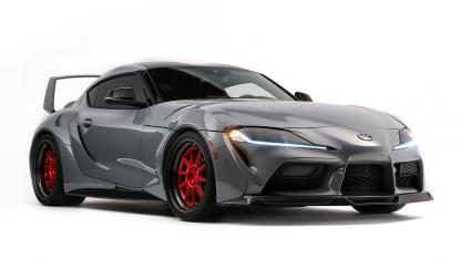 Toyota Supra Hyperboost Edition - Frontansicht