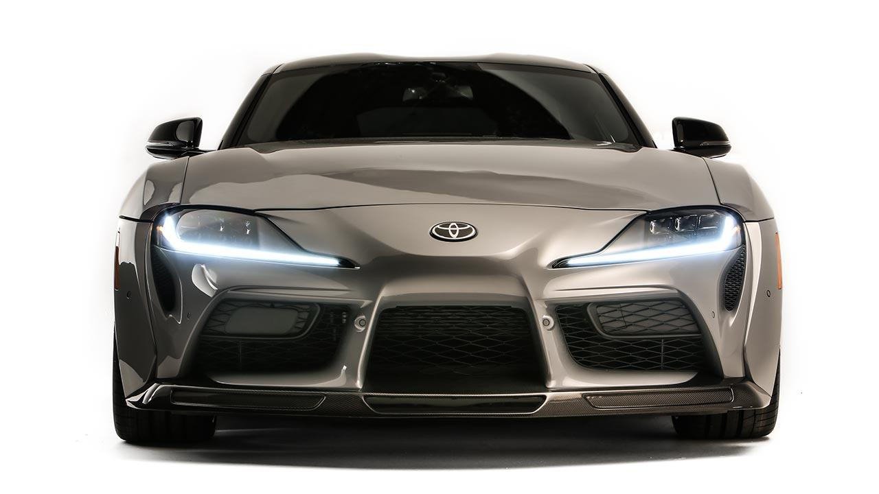 Toyota Supra Hyperboost Edition - Front