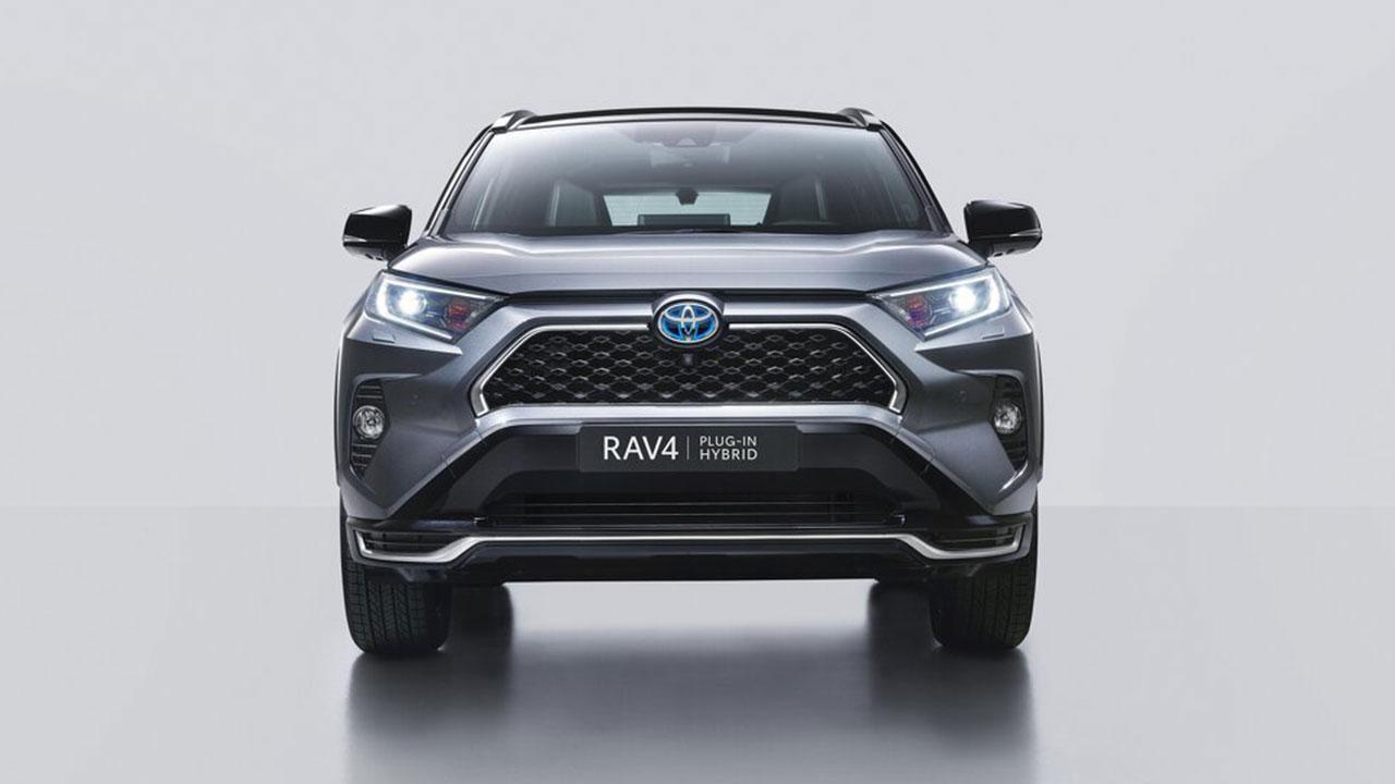 Toyota RAV4 Plug-in Hybrid - Frontansicht