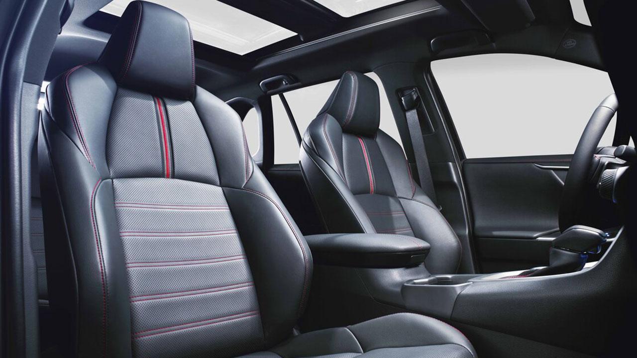 Toyota RAV4 Plug-in Hybrid - Vordersitze