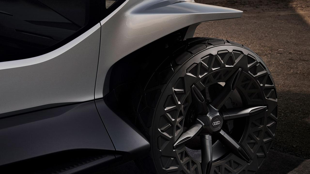 Audi AI:Trail quattro - Reifen