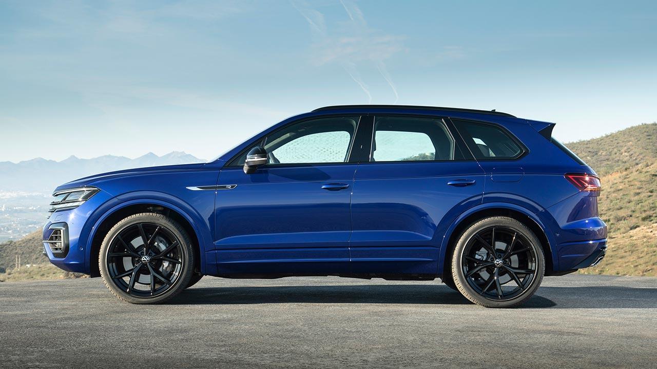 Volkswagen Touareg R - Seitenansicht