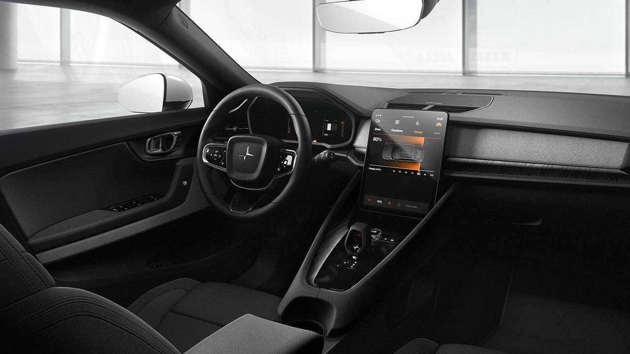 Polestar 2 - Cockpit