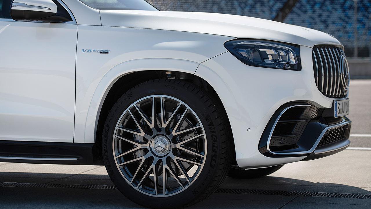 Mercedes-AMG GLS 63 4MATIC+ - Front
