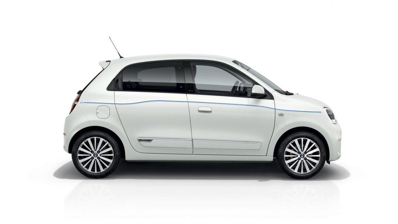Renault Twingo Z.E. - Seitenansicht