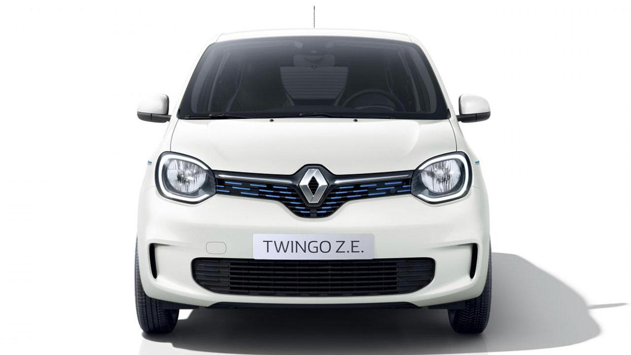Renault Twingo Z.E. - Frontansicht