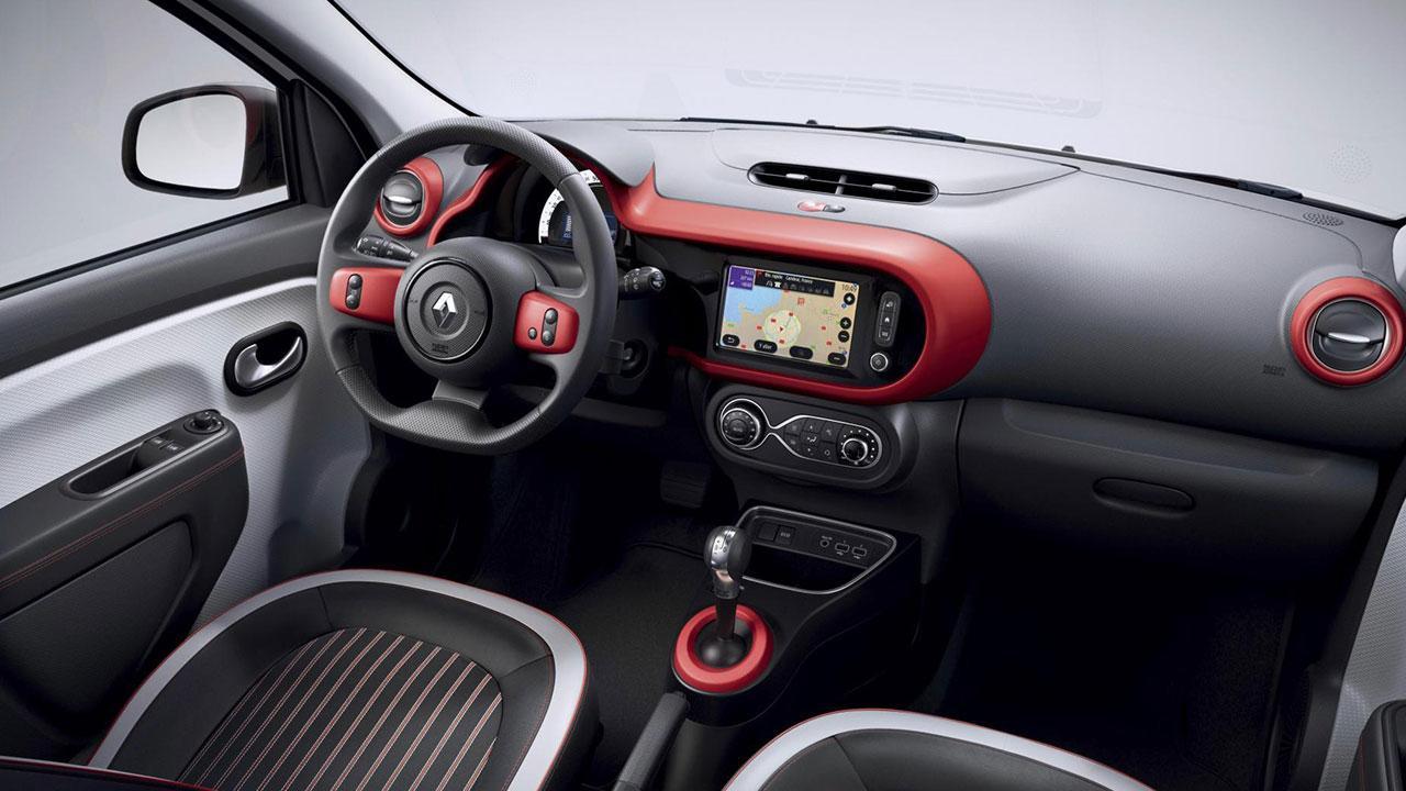 Renault Twingo Z.E. - Cockpit