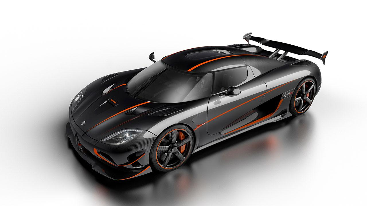 Koenigsegg Agera RS - Frontansicht