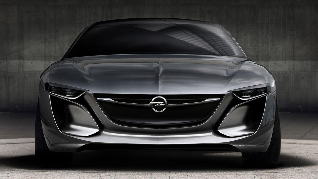 Opel Monza Concept - Frontansicht