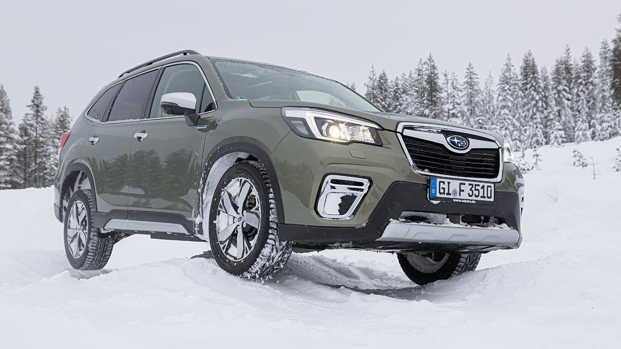 Subaru Forester e-BOXER - Front