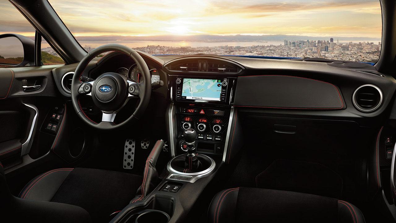 Subaru BRZ - Cockpit