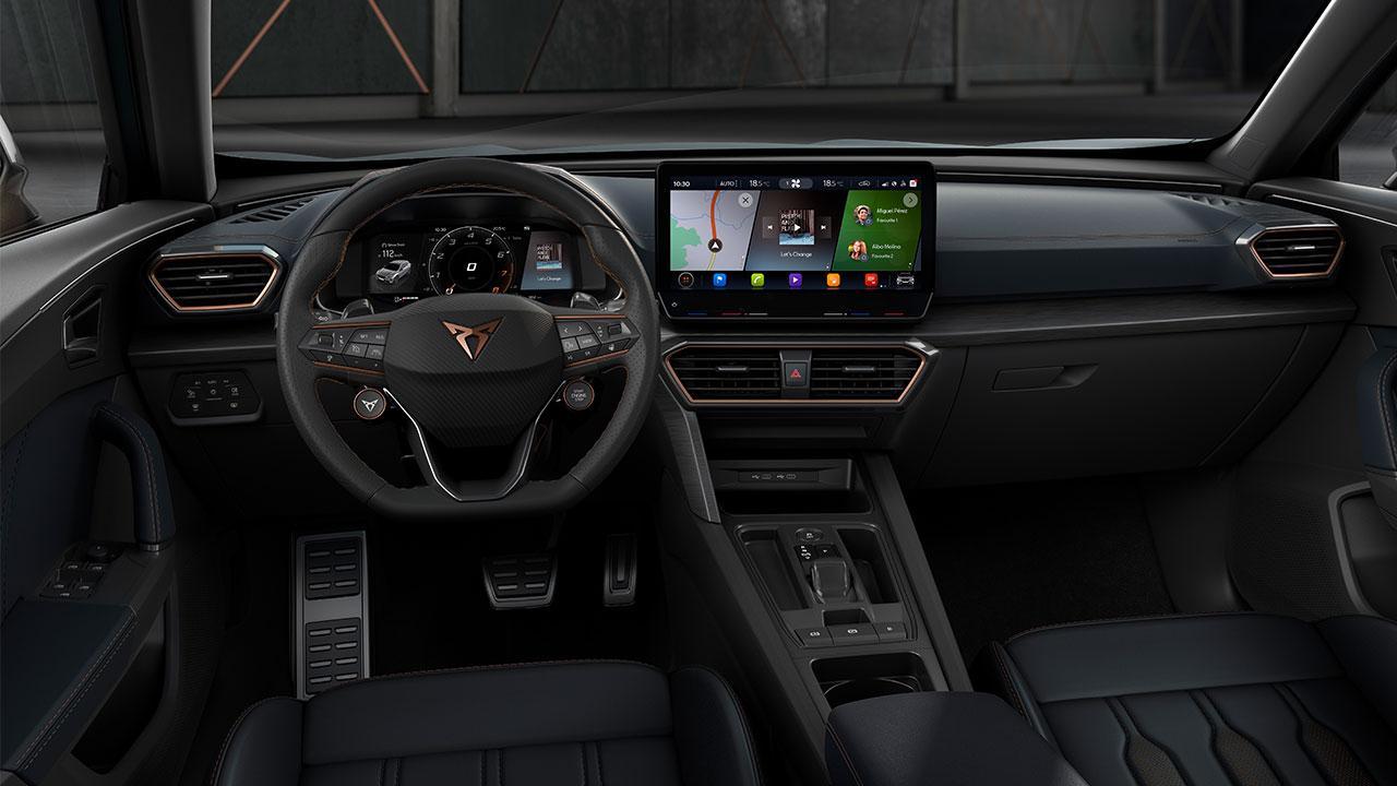 CUPRA Formentor - Cockpit