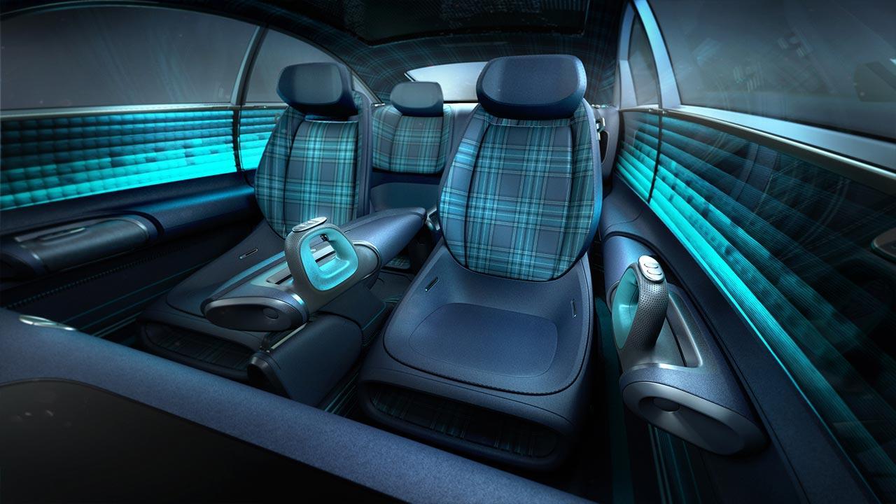 Hyundai Prophercy Concept EV - Sitze