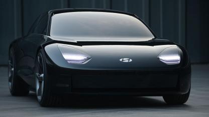 Hyundai Prophercy Concept EV - Frontansicht