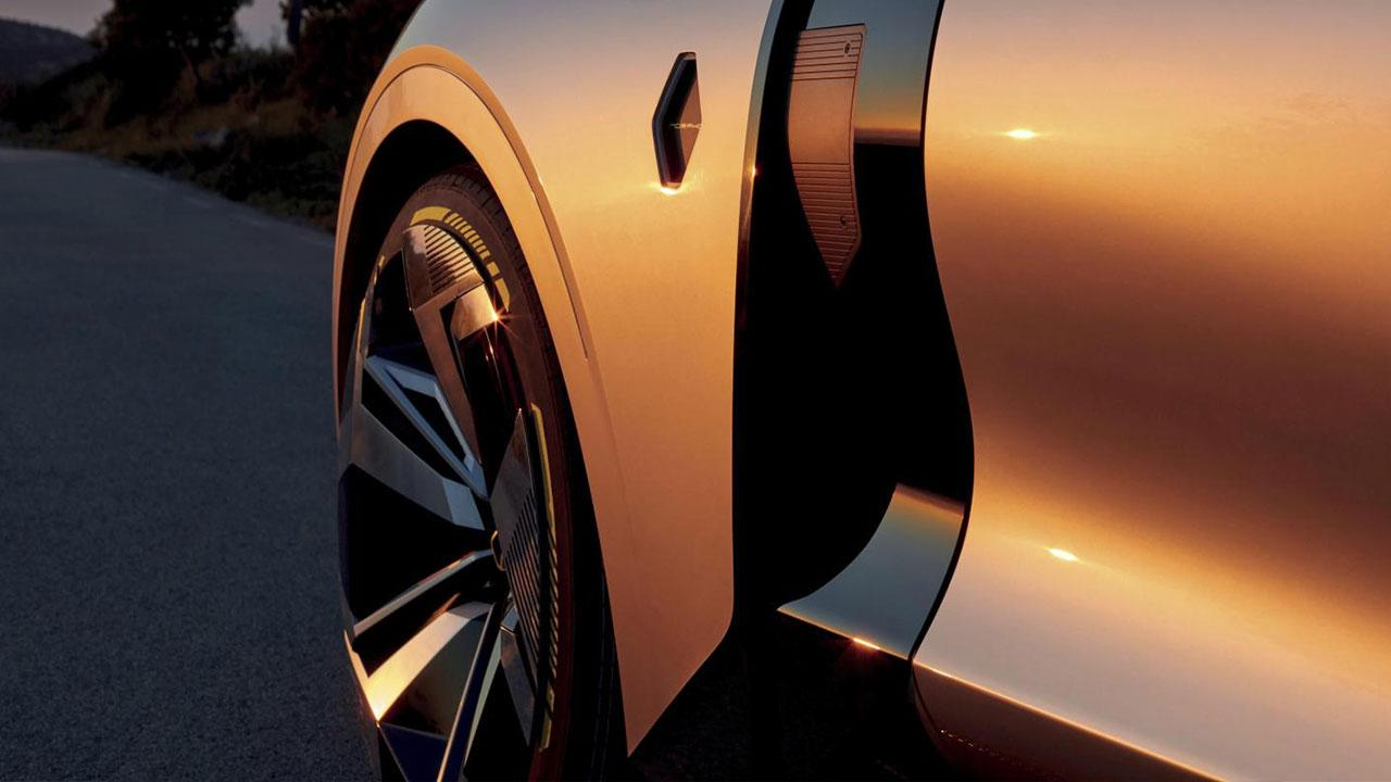 Renault MORPHOZ - Vorderreifen